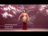 Видео урок 13. Танец живота. Вращение плечами и волны руками