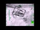 الطائرات الروسية تستهدف خزانات نفط في منطقة خفسة كبير في محافظة حلب.