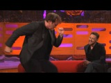 QUENTIN TARANTINO Dancing the Pulp Fiction Twist (The Graham Norton Show)