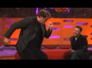 QUENTIN TARANTINO Dancing the Pulp Fiction Twist The Graham Norton Show
