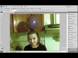 Видео урок по фотошопу  Улучшаем фото с мобильного