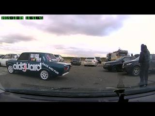 Acura vs ВАЗ 2105 дросселя.
