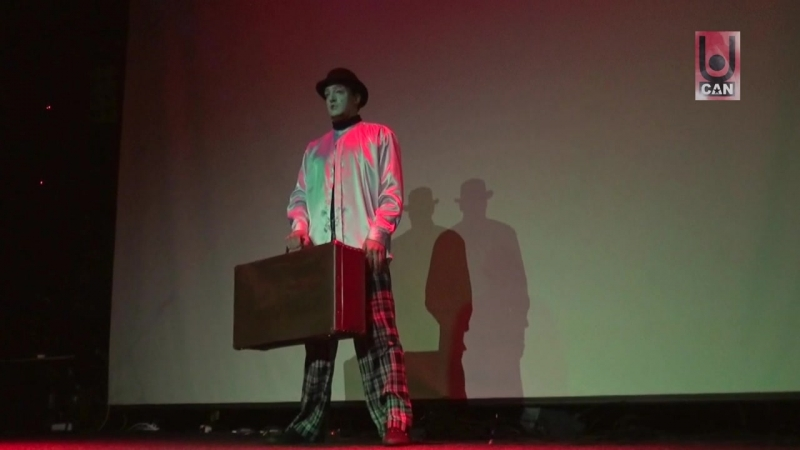 второе место за убойный танец Алексея Иванова