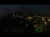 Я на Санторини-место самых красивых в мире Закатов