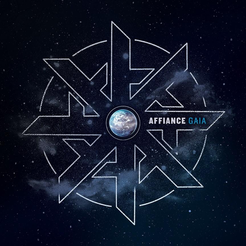 Affiance - PRSVR [single] (2016)