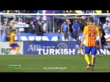 Малага 1:2 Барселона | Испанская Примера 2015/16 | 21-й тур | Обзор матча