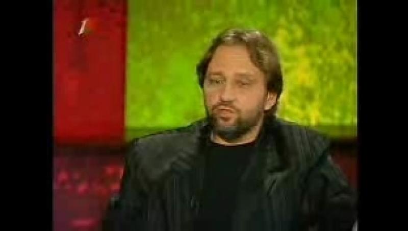 [staroetv.su] Жёсткий разговор (Первый канал БТ, 12.10.2007) Сергей Булацкий