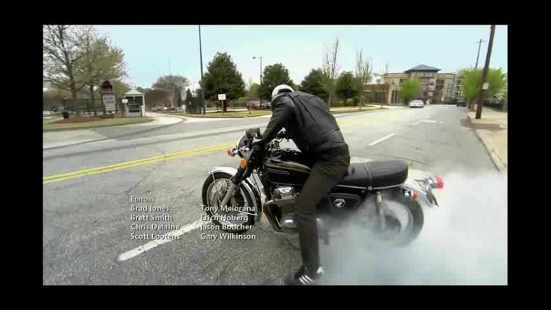 Discovery: Гоночный мотоцикл/Cafe Racer 2 сезон 3 серия