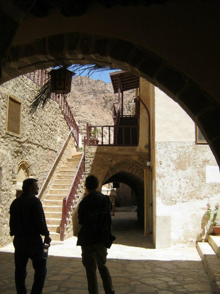 монастырь Святой Катерины на Синае