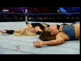 Team Mickie Mickie James, Eve Torres, Kelly Kelly, Melina, and Gail Kim vs Michelle McCool, Jillian Hall, Beth Phoenix, Layla, a