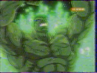 Невероятный Халк (Заставка мультсериала 1996-98 года) [ТВ-3]