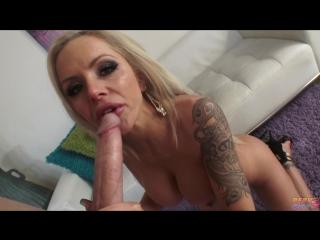 Nina Elle [HD 720, blowjob, MILF, deepthroat, big tits, new porn 2016]