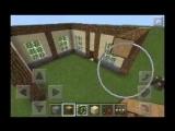 как построить красивый дом в майнкрафте 0.13.1 часть 1
