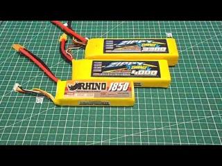 Батареи LiPo. Как что и для чего ...