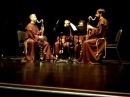 Danse Macabre for four bass clarinets: Edmund Welles live