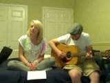 Lady Gaga - Paparazzi - Acoustic Cover - Lynzie Kent and Rich G