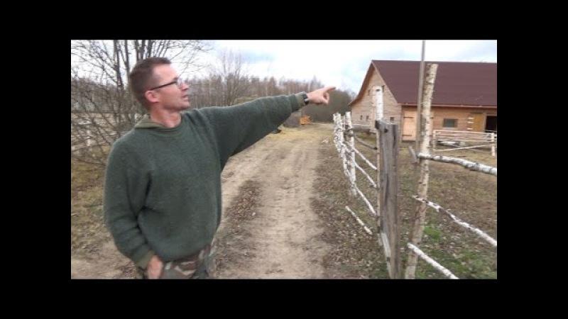 Сумасшедший швейцарец строит под Тарусой русскую общину
