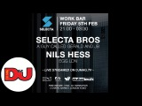 Selecta Bros (A Guy Called Gerald &amp JB) + Nils Hess live from Work London