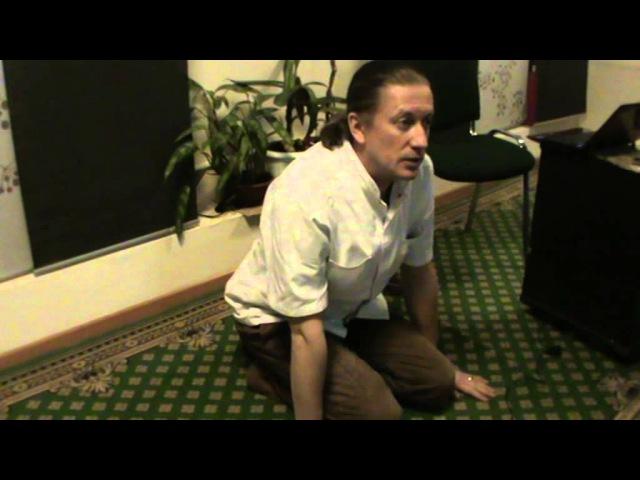 Простые исцеляющие упражнения часть 7. Проводит доктор Дворянчиков А.Ю.