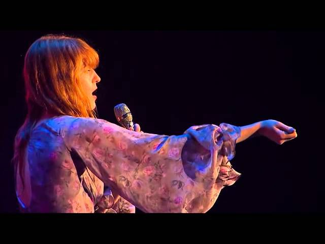 Rabbit Heart - Florence The Machine OWF 2014