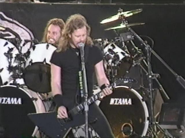 Metallica - Milton Keynes, England [1993.06.05] Full Concert