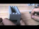 урок как сделать лего конфетницу-головоломку v1
