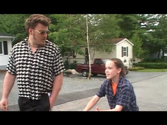 Trailer Park Boys Season 1 Deleted Scene: Ellen Page as Treena Lahey