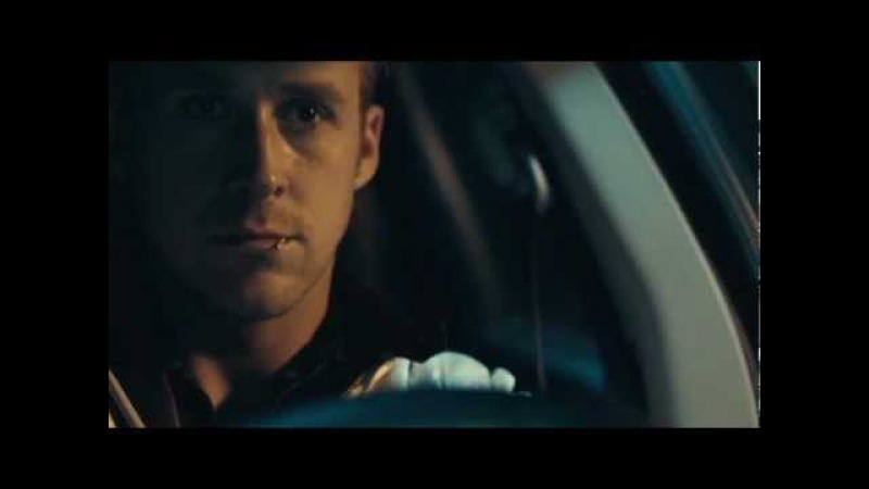 Drive - Kavinsky - Pacific Coast Highway (Music Video) HD