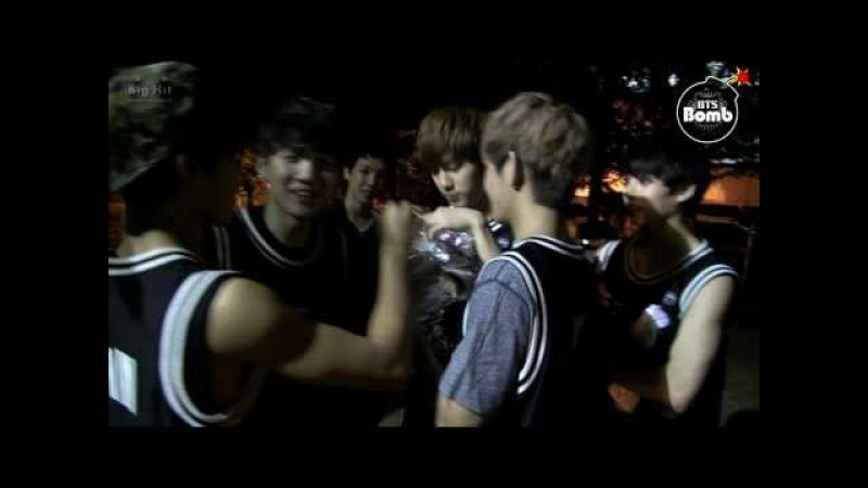[BANGTAN BOMB] BTS with helium-filled Balloon
