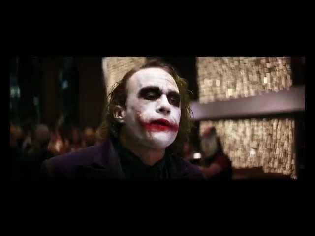 Знакомьтесь, Джокер - продавец кошмаров!