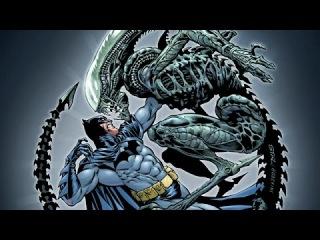 Чужой против Бэтмена против Хищника (Обзор)