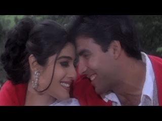 Hum To Tujhse Mohabbat Karte The, Kumar Sanu, Alka Yagnik - Barood Romantic Song