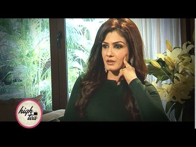 High Tea - Simi Chandoke's EXCLUSIVE Interview with Raveena Tandon | FULL EPISODE