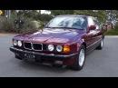 BMW 740IL E32 E38 V8 750IL 740i 1 Owner 52 000 Original mile 1 Owner Car Guy