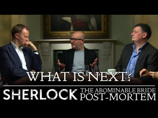 What's Next For Sherlock? - Post Mortem: The Abominable Bride - Sherlock