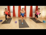 10-Minute Inner Thigh and Triceps Workout | Strength Training | Class FitSugar