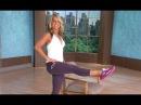 Denise Austin: Butt Legs- Office Workout