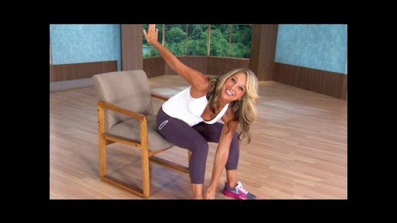 Denise Austin: Abs- Office Workout