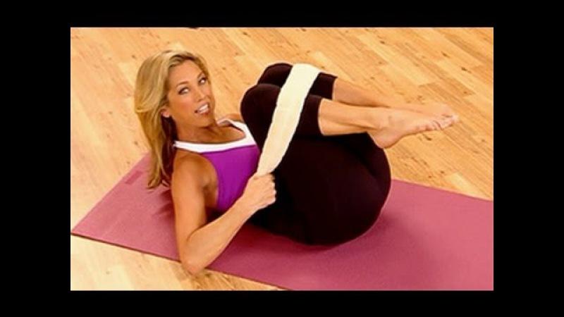 Denise Austin Abs Core Pilates Workout