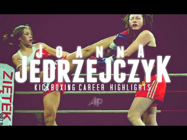 Joanna Jedrzejczyk Kickboxing Career Highlights