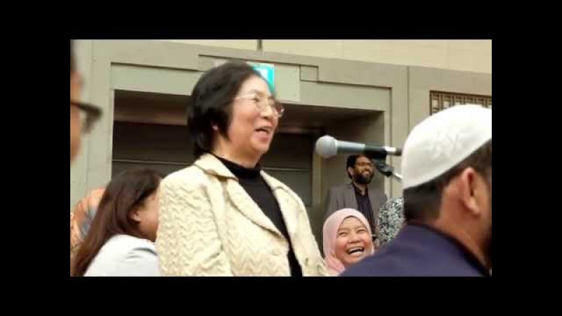 Dr. Zakir Naik - Japanese woman asked about muslim's cloth