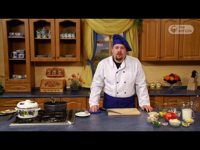 GVM000138-256 Болгарский суп Боб чорба и гювеч с овощами и рисом