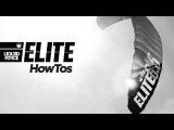 Liquid Force Elite ram air kite HowTos
