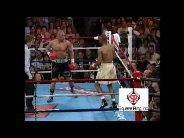 Roy Jones Jr vs Virgil Hill Highlights