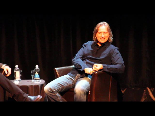 Robert Carlyle discusses Cracker for two reasons
