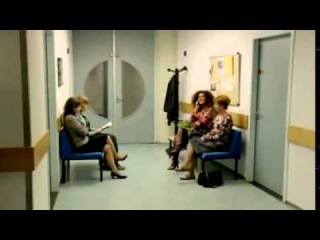 Смешной случай в женской консультации