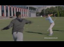 Jameis Winston shows off his wiffle ball skills -  The Manning Hour