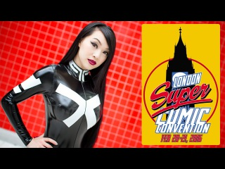 London Super Comic Con (LSCC) 2016 - Cosplay Music Video