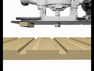 Trend Combination Router Base