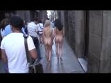 gwenc juditt nude in public01